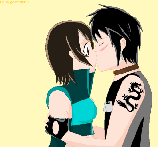File:Akira and Ren kissing.png