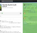 Gentle Earth Twitter
