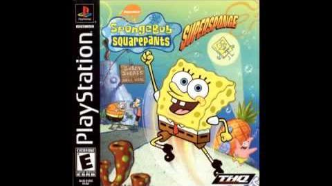 SpongeBob SuperSponge OST Remastered Title