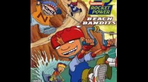 Rocket Power Beach Bandits - Bruised Man's Curve