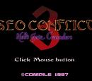 GEO CONFLICT 3: Croisés Porte de l'Enfer
