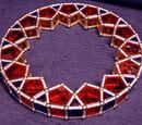 30-gon Circle of Prisms