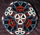 Drilled truncated icosidodecahedron