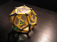 Tetrated dodecahedron c