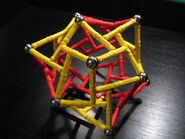 Alt rhombic dodecahedron