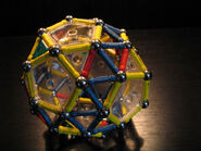 Snub tetrated dodecahedron b