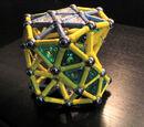 Spiral Deltahedron