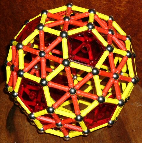 File:Truncated icosahedron a10.JPG