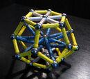 Pseudo Tetrakaidecahedron