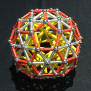 Truncated icosahedron e