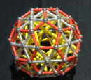 Truncated Icosahedron (internally supported)