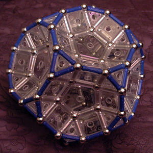Truncated Dodecahedron (Right View)