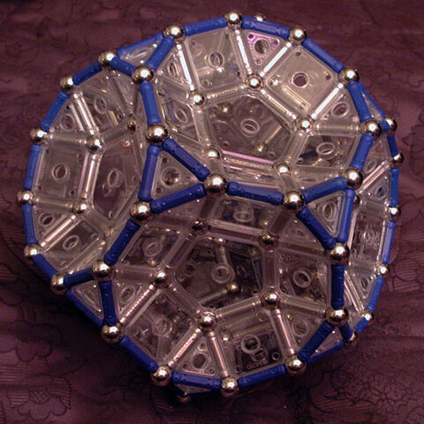 File:Truncated Dodecahedron (Right View) .jpg