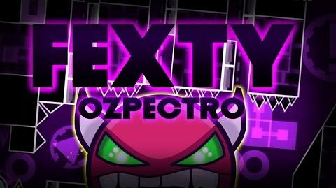 (Very Hard Demon) Fexty by Ozpectro - Geometry Dash