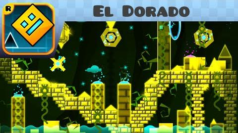 Geometry Dash - El Dorado (3 Coins) (Very Hard Demon) - by ancientanubis