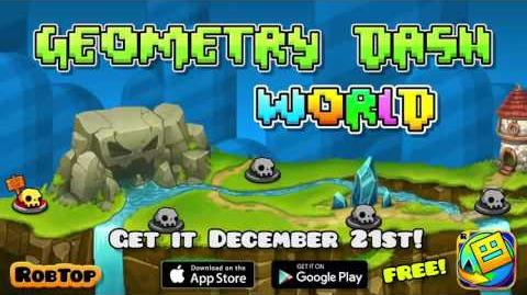 Geometry Dash World - Official Trailer