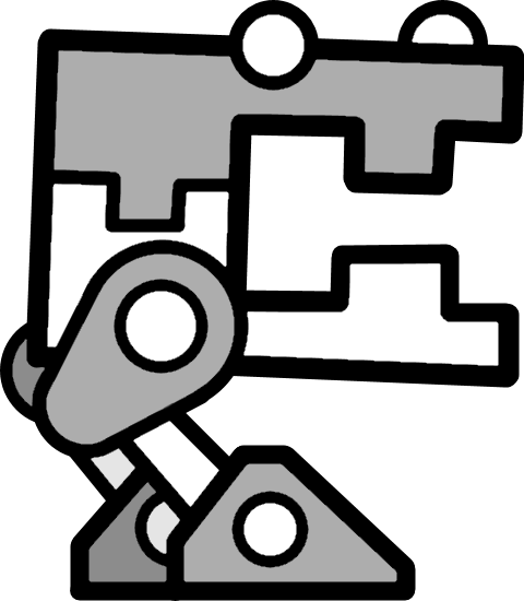 Stunning Geometry Dash Icon Coloring Pages Contemporary - Coloring ...