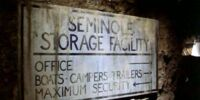 Seminole Storage Facility