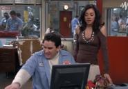 Ep 5x16 - Ernie teaches Veronica how to do her job