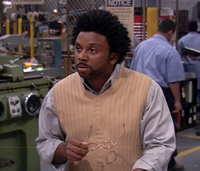 Carl Anthony Payne II as Curtis