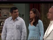 Ep 6x6 - Angie and George disagree about Vic remarrying