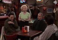 Ep 3x9 - Vic, George, and Ernie ordering beers