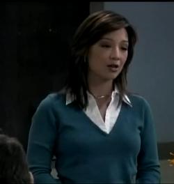 Ep 5x12 - Ming Na-Wen as Professor Lim