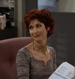 Claudia the Secretary