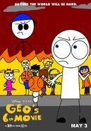 Geo's 6th Movie Theatrical release poster