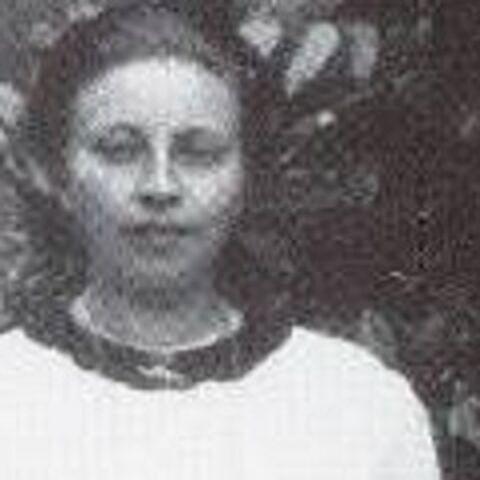 Hendrikje in the early 1900's.