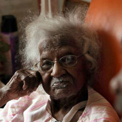 Jeralean Talley at age 113