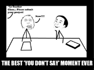 The best you don t say moment ever by albowtross91-d675a94