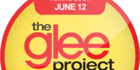 The Glee Project Is Coming! (Sticker)