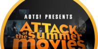 Attack of the Show: Attack of the Summer Movies (Sticker)