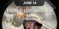 Battle: L.A. on DVD Coming Soon (Sticker)