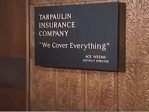 Tarpaulin-insurance