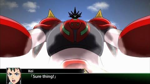 Super Robot Wars V (ENG) - Shin Getter Dragon & Departure to Iscandar