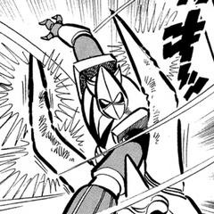 Maoki vs Getter Liger