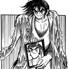 Ryoma at the very beginning of the saga