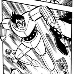 Ryuji transforms