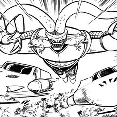 Doba in flight