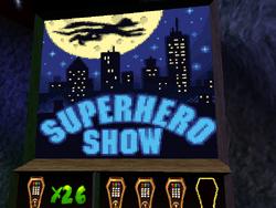 Rez's World Channel - Superhero Show - Superzeroes