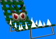 Haunted Deckchair