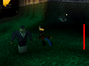 Rez's Minion - Submerged Mobster