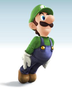Green Mario
