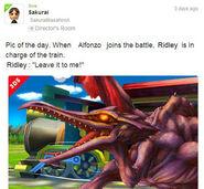 Alfonzo Ridley