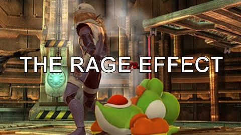 The Rage Effect in Super Smash Bros