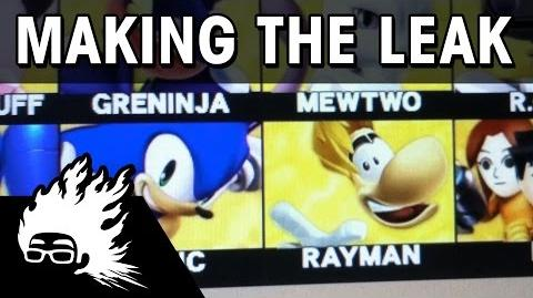 Rayman Smashified - Making the Leak