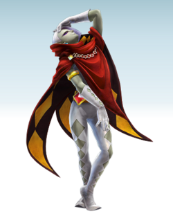 Demon Lord Ghirahim (Hyrule Warriors)