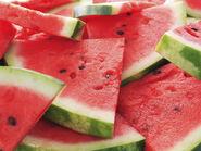 Juicy watermelon wallpaper